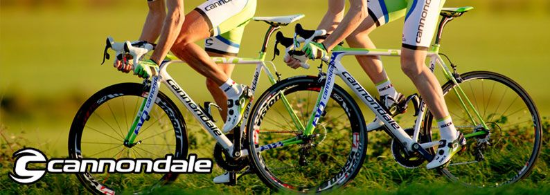 Cannondale Bikes from Cyclestore.co.uk