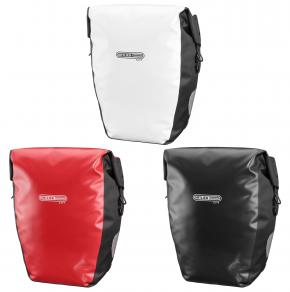 Ortlieb Back Roller City Panniers Pair 40 litres - In extended touring this tough rear pannier shows what its made for