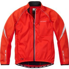 Madison Sportive Mens Softshell Jacket - This heavyweight Sportive thermal jacket is the ideal winter training jacket