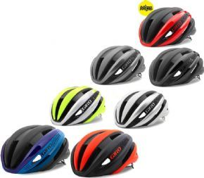 Giro Synthe Mips Helmet  2017 - The pinnacle of road helmet design now available with MIPS technology.