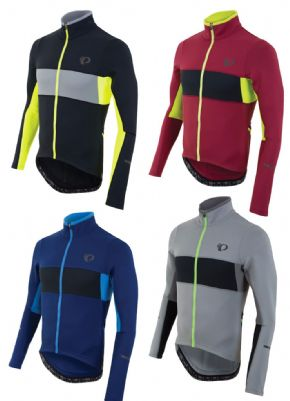 Pearl Izumi Elite Escape Thermal Long Sleeve Jersey  2017 - The updated ELITE Escape Thermal Jersey provides cozy warmth on cool days