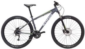 Kona Mahuna Mountain Bike  2017 - Here you have a bike that will provide you with a lifetime of gritty grins