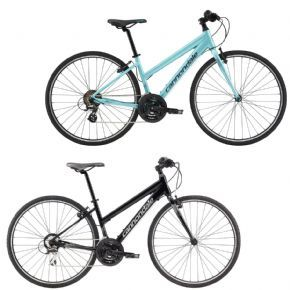 Cannondale Quick 8 Womens Sports Hybrid Bike  2019 - Your journey starts here with the comfort confidence and speed of the all-new Quick.