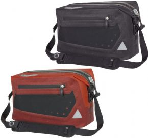 Ortlieb Trunk Bag 8 litre - Can be conveniently mounted to virtually all commercially available bike rack