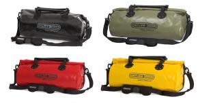 Ortlieb Rackpack 31 litres - Can be combined with Ortlieb Back/Front-Rollers on the rack for bike touring.
