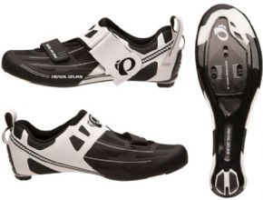 Pearl Izumi Tri Fly Elite V6 Road Shoes  2017 - Advanced 3-Layer Seamless Composite Upper offers exceptional breathability