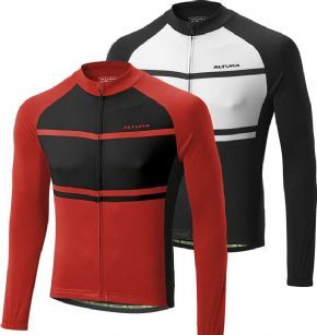 Altura Airstream 2 Summer Long Sleeve Jersey - A classic jersey with Altura Dry ™ technology to keep you dry and comfortable.