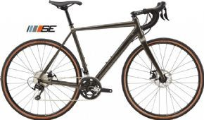 Cannondale Caadx Se 105 Cyclocross Bike 2018 - SuperX geometry and CAAD12-inspired features make CAADX the perfect first cyclocross bike