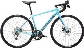 Cannondale Synapse Al Disc Tiagra Womens Road Bike  2019 - Quick Carbon's ultra-light full carbon frame delivers road bike speed