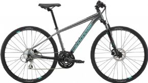 Cannondale Quick Althea 3 Womens Sports Hybrid Bike  2019 - Start the cycle with the comfort confidence and speed of the all-new Quick.