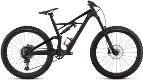 Specialized S-works Enduro 650b Mountain Bike  2018 - Truly feel glued to the ground and the platform is more responsive and capable then ever.