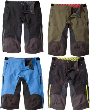 Madison Zenith 4-season Dwr Shorts  2018 - A huge waterproof 3 layer rear panel keeps out any trail spray