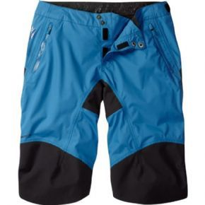 Madison Dte Waterproof Shorts  2018 - DTE waterproof short keeps you on the trails no matter what the weather