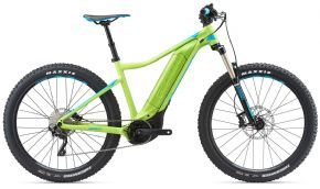 Giant Dirt-e+ 2 Pro Mountain Bike  2018 - MORE POWER MORE CONTROL ON ROUGH ROADS PATHS OR SINGLETRACK.