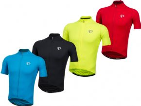 Pearl Izumi Select Pursuit Short Sleeve Jersey 2018 - SELECT Pursuit Chamois deliver a tailored and comfortable fit to help you push your limits