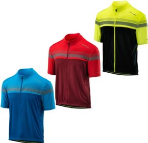 Altura Nightvision Short Sleeve Jersey  2018 - Comfort performance and Nightvision technology combine in this commuter jersey