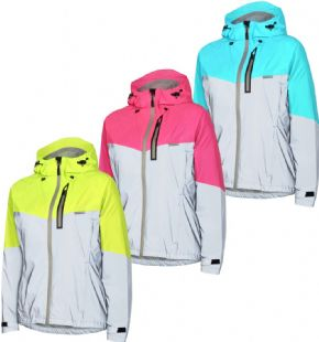 Madison Stellar Reflective Womens Waterproof Jacket  2018 - Ripstop fabric ensures the shorts remain in good condition season after season