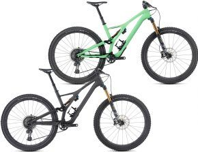 Specialized S-works Stumpjumper Carbon 29er Mountain Bike  2019 - When only the best will do you need the ultimate trail bike.