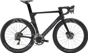 Cannondale Systemsix Himod Dura Ace Di2 Disc Road Bike  2019 - S6 EVO is the best all around road racing bike ever made thanks to its perfect balance