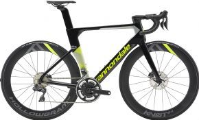 Cannondale Systemsix Himod Ultegra Di2 Disc Road Bike  2019 - S6 EVO is the best all around road racing bike ever made thanks to its perfect balance