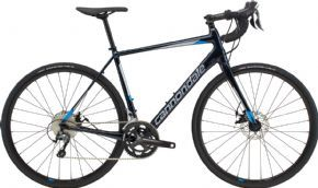 Cannondale Synapse Al Disc Tiagra Road Bike 2019 - The perfect balance of race-day performance and all-day ridability.