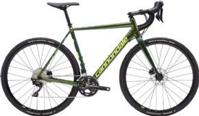 Cannondale Caadx 105 Cyclocross Bike 2019 - Serious do-it-all versatility meets serious 'cross racing capability.