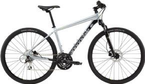 Cannondale Quick Cx 4 Disc Sports Hybrid Bike 2019 - Your journey starts here with the comfort confidence and speed of the all-new Quick
