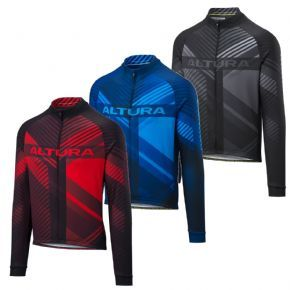 Altura Team Long Sleeve Jersey  2018 - Our Altura team jersey has been updated for autumn winter.