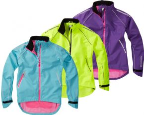 Madison Prima Womens Waterproof Jacket - A perfect mid-weight softshell the Zenith is a tough piece of kit for trail junkies