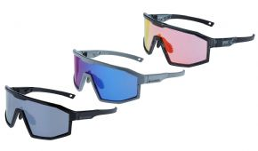 Madison Enigma Sunglasses 3-lens Pack  2021