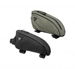 Topeak Toploader Top Tube Bag 2021 - quick and easy access to energy bars phone wallet tools or any small essential gear