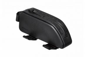 Topeak Fastfuel Drybag X Hard Shell Top Tube Bag 2021 - Large capacity zippered compartment gives cyclists quick and easy access to energy bars
