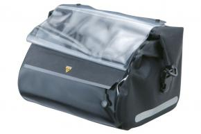 Topeak Drybag Bar Pack 2021 - Tough waterproof material is sonically welded and seam sealed.