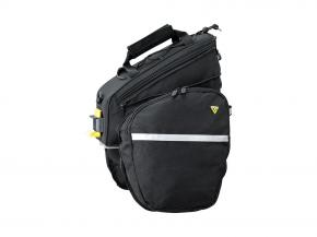 Topeak Rx Trunk Bag Dxp 2021 - Compact trunk bag with large expanding main compartment and side panniers.