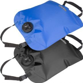 Ortlieb Water Bag 10 Litre - Extremely light and durable water bag with wide opening, metering valve and handles