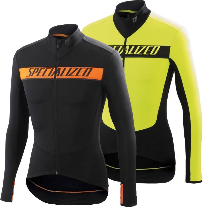 Specialized Element Sl Race Long Sleeve Jersey  2016